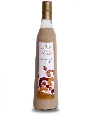 Botella crema de orujo Pote da Xesta producto