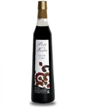 Botella licor café Pote da Xesta producto