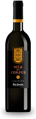 Botella de Vila do Corpus